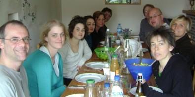 Mon groupe de cours en 2008 - 1ère année