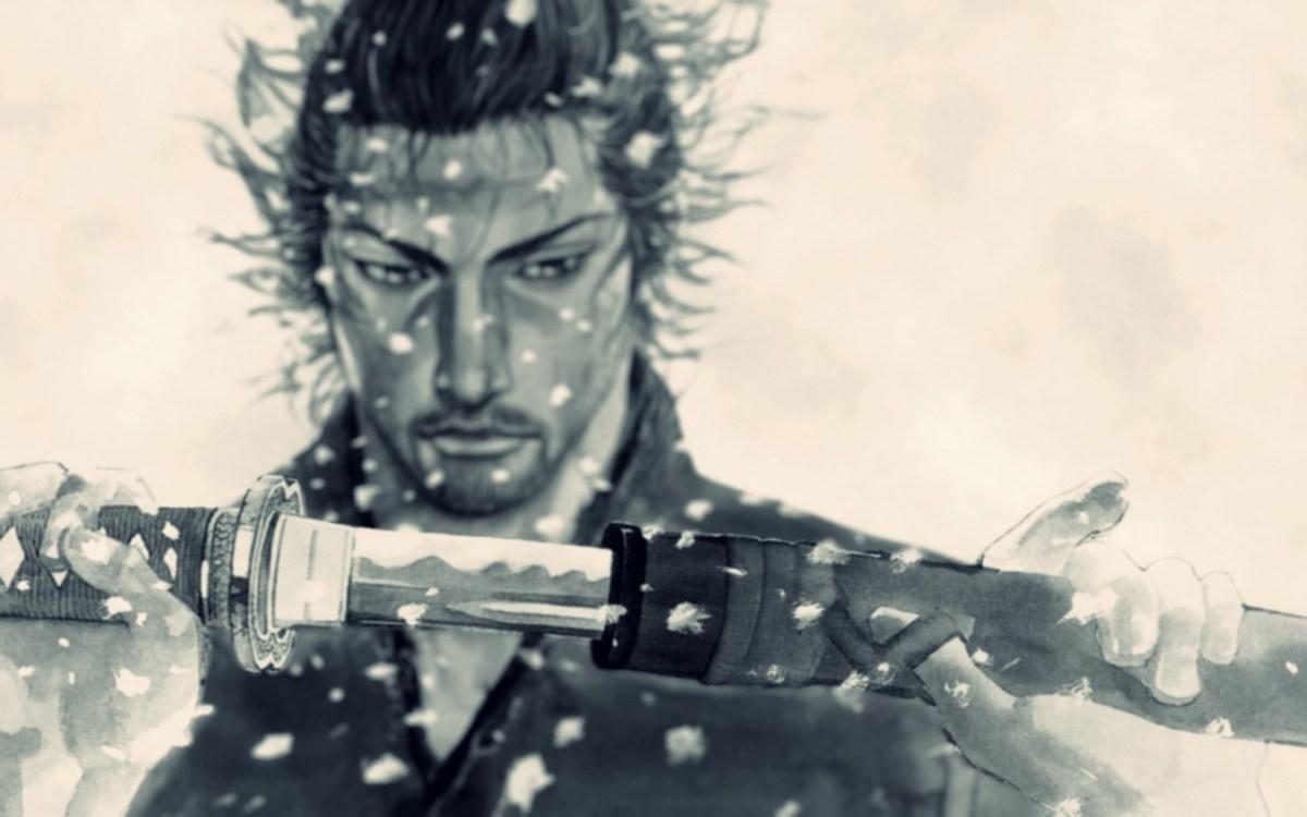 Musashi en manga