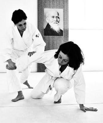 aikido-ikkyo-ukemi