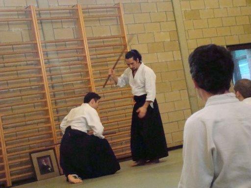 Issei et Léo au Sakura en 2008