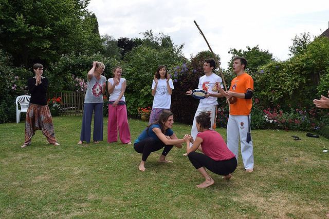 Capoeira - Corpore 2015
