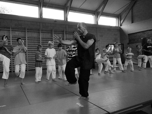 Kung Fu et Systema