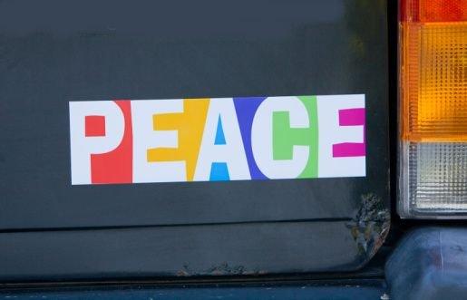 peace-car